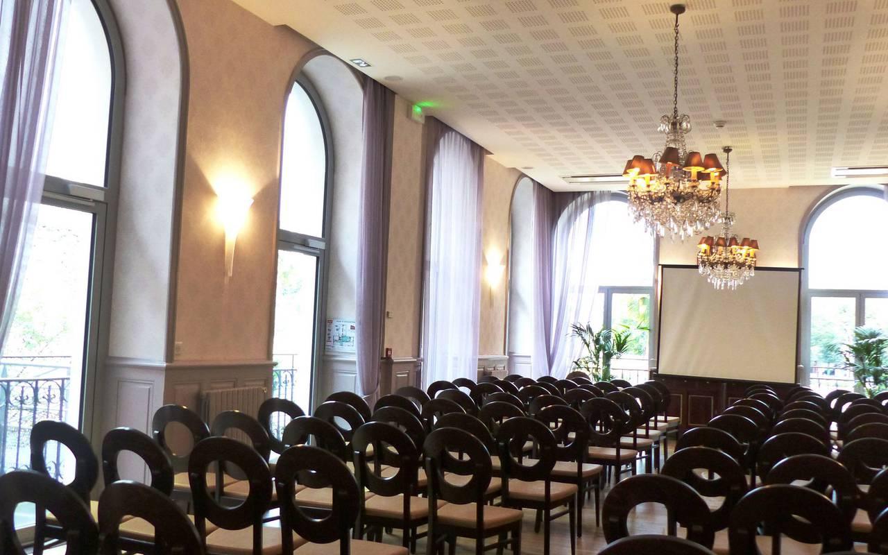 Meeting room, seminars team-building Pyrénées, Hôtel Gallia Londres