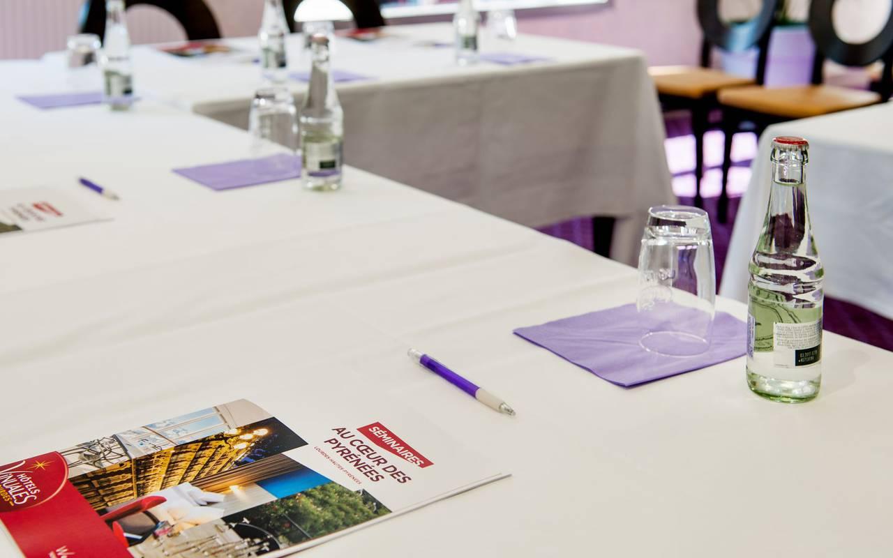 Meeting, seminars team-building Pyrénées, Hôtel Gallia Londres