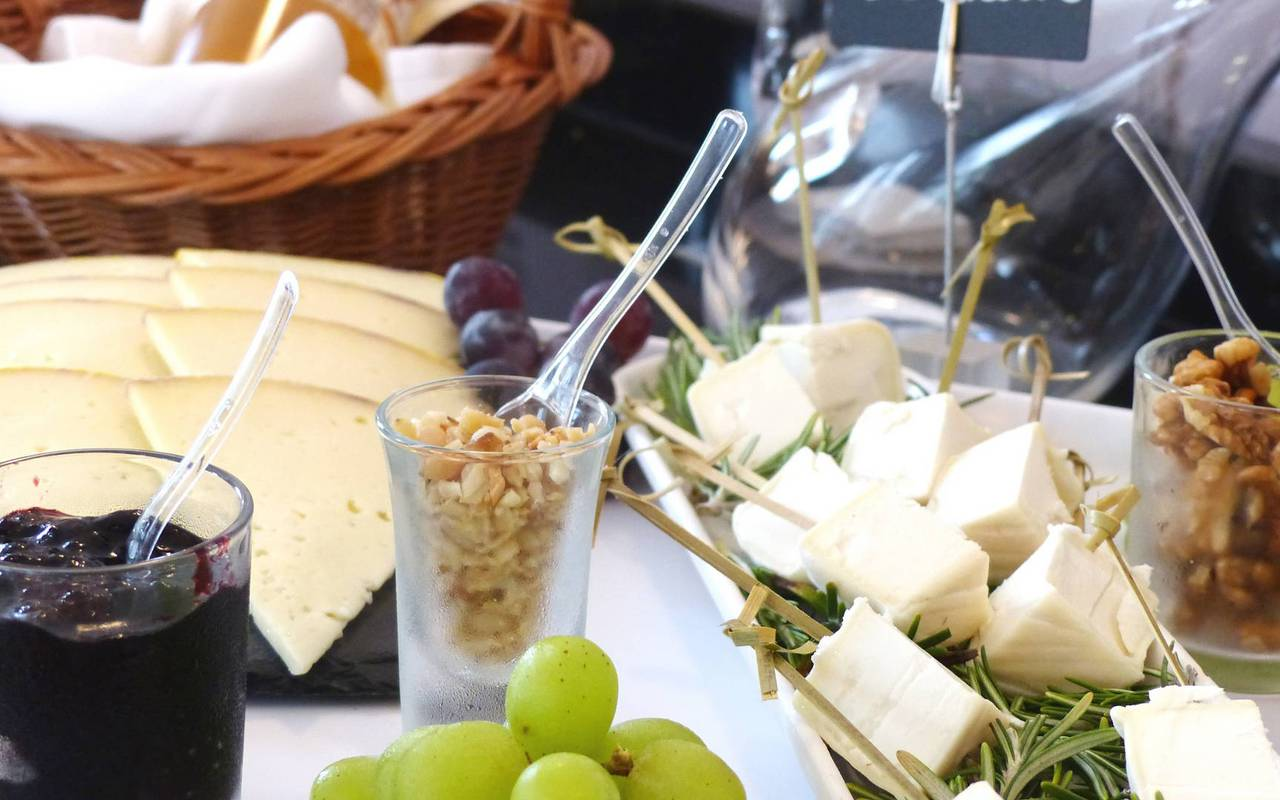 Cheese, spa hotel Hautes Pyrénées, Hôtel Gallia Londres