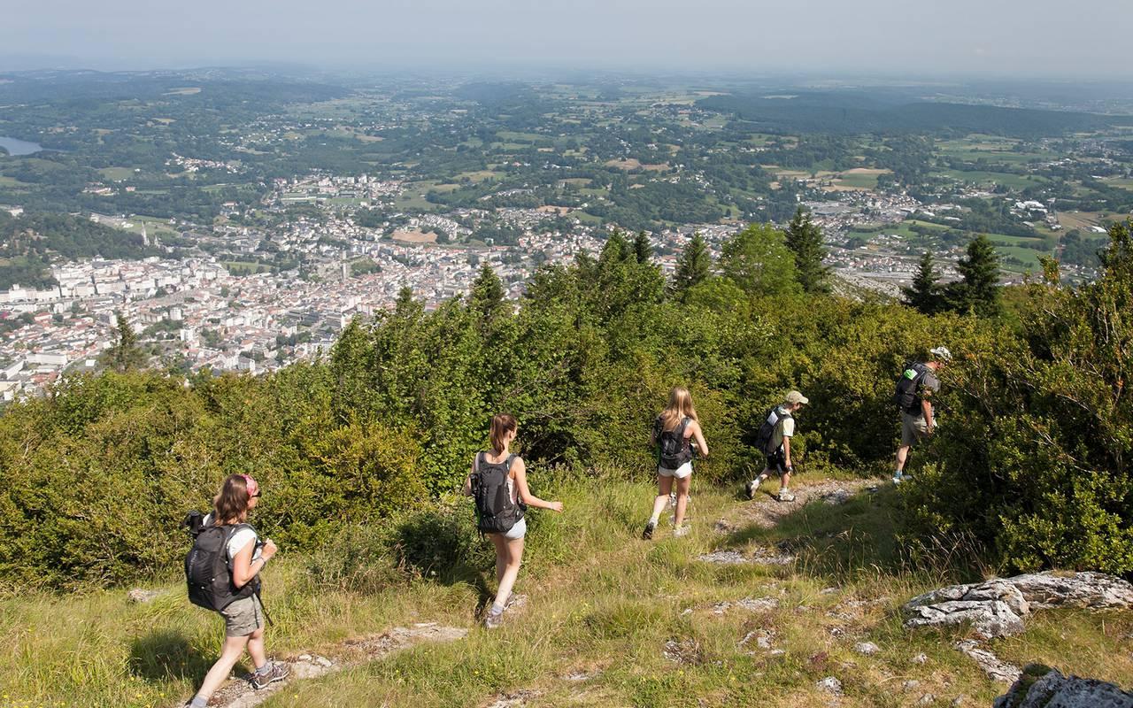 Hiking, Lourdes activities, Hôtels Vinuales