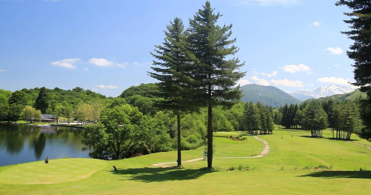 Golf, séjour montagne Pyrénées, Hôtels Vinuales